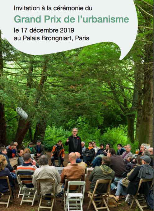 Interview de Patrick Bouchain, Grand Prix de l'Urbanisme 2019